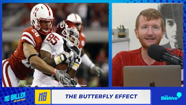 Texas & OU To The SEC: The Butterfly ...