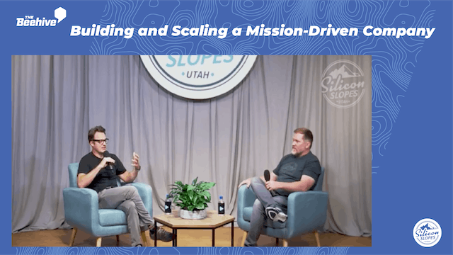 Building and Scaling a Mission-Driven...