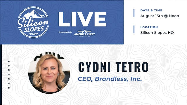 Interview with Brandless CEO Cydni Tetro
