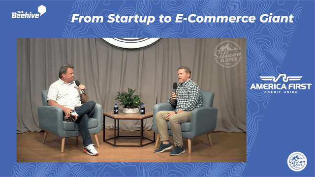 From Startup to E-Commerce Giant