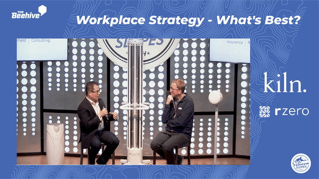 Workplace Strategy - What's Best?