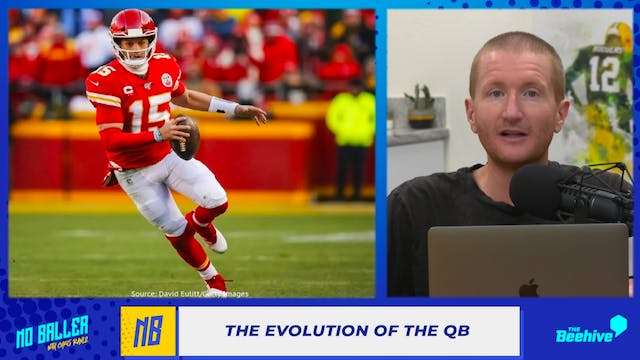 The Evolution Of The QB
