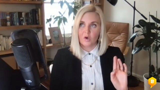 Meg Walter, Co-Host of Hive Mind