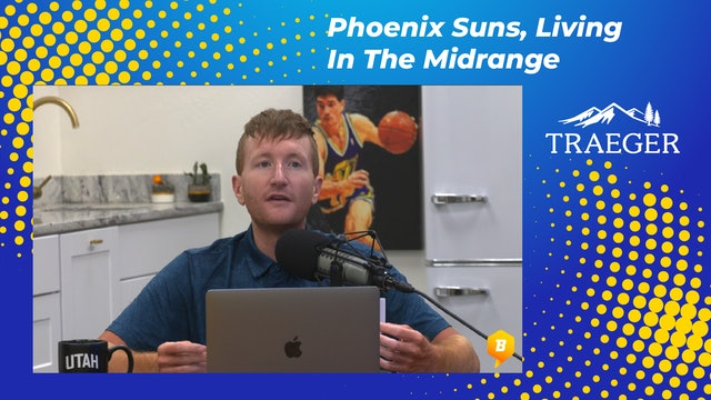 The Infinite Avenues To Success: Phoenix Suns, Living In The Midrange