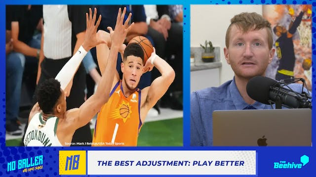 The Best Adjustment: Play Better