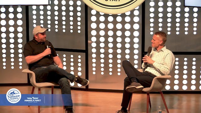 Silicon Slopes Live with Paul Walker