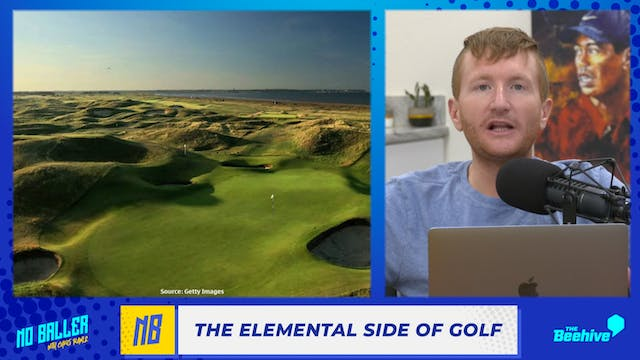 The Elemental Side Of Golf