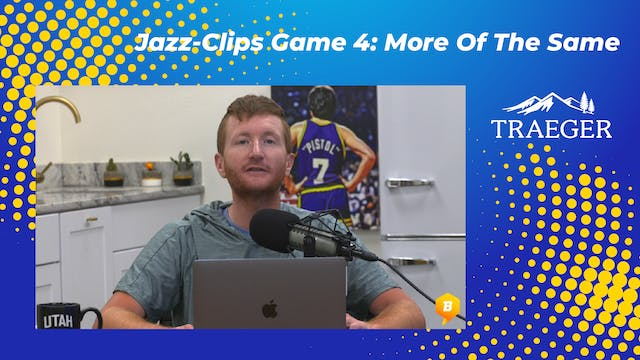 Jazz-Clips Game 4: More Of The Same
