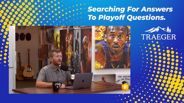 Searching For Answers To Playoff Questions.