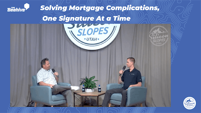 Solving Mortgage Complications, One S...