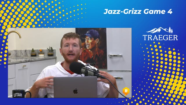 Jazz-Grizz Game 4: Baptism By Fire