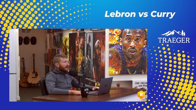 Lebron vs Curry