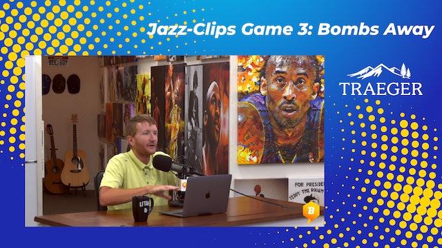 Jazz-Clips Game 3: Bombs Away