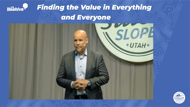 Finding the Value in Everything and E...