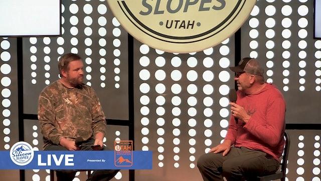 Silicon Slopes + UOA Live: Kevin Pritchett, King's Camo