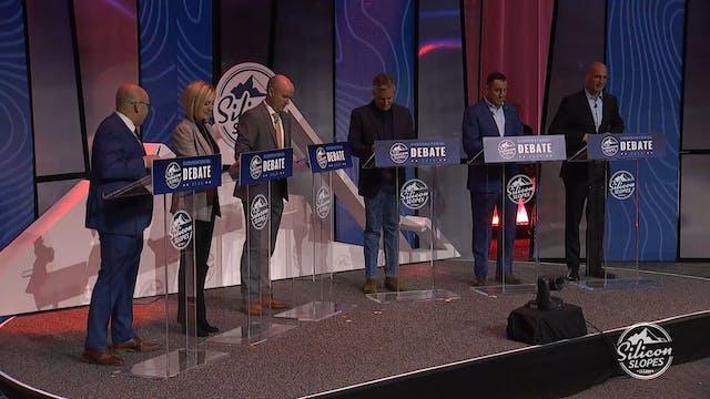 The 2020 GOP Gubernatorial Debate