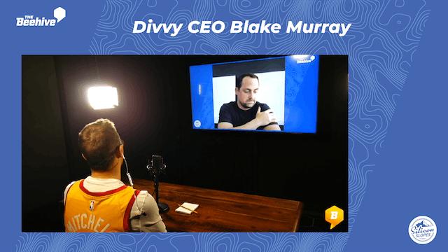 Divvy CEO Blake Murray