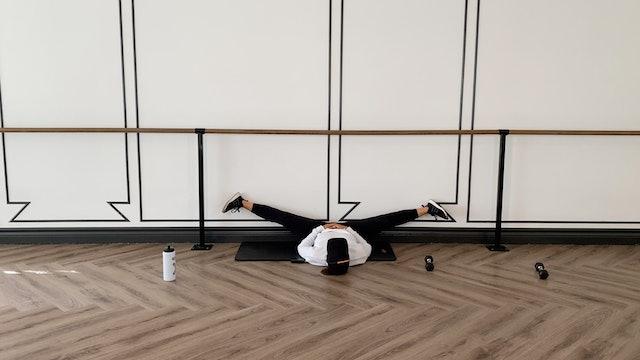 Stretch & Recovery Hip Opener   Alexandra