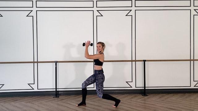 Full Body Barre  Strength | Kristi