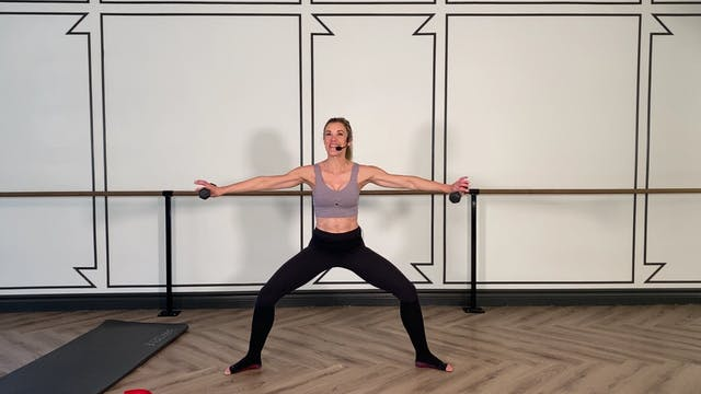Signature Barre Fit 2.0 | Kristi