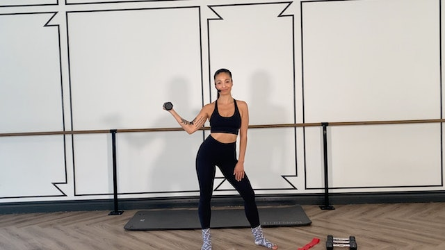 Barre Strength 2.0 | Libby