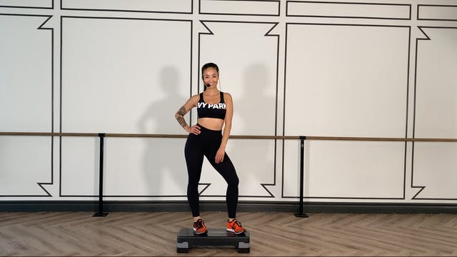 Step Cardio 2.0 | Libby