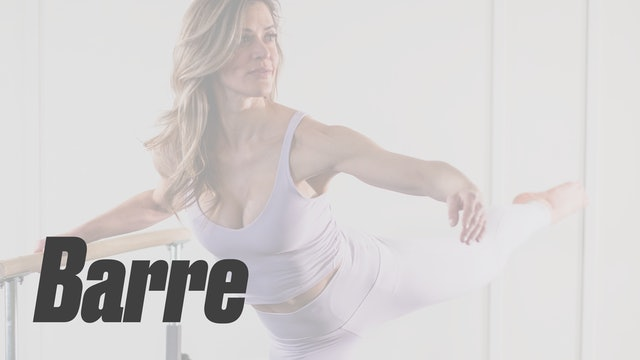 Signature Barre Classes