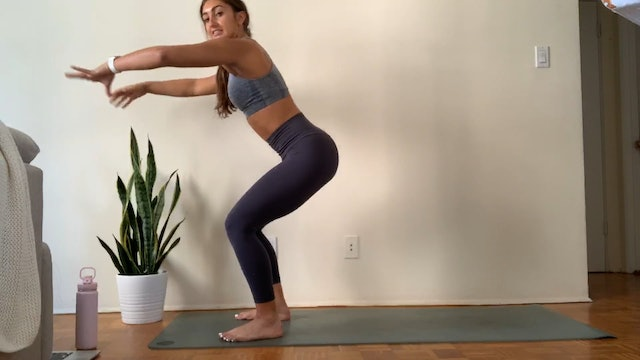 09/22 Live Yoga with Hailey Perry