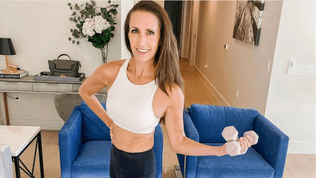 Full Body Strength with Jill