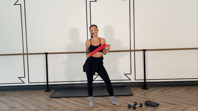 Barre Fit 2.0 | Libby