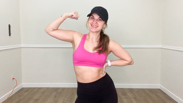 Full Body Strength Circuit | Marinna