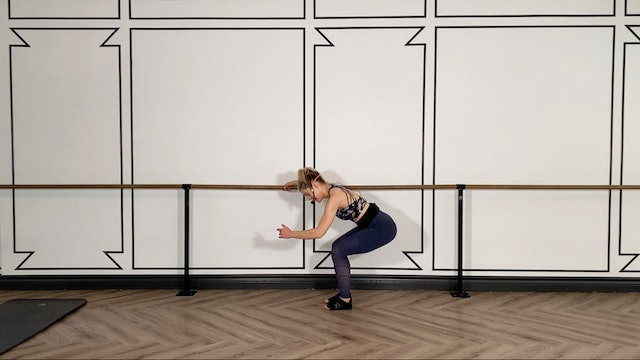 Signature Barre Fit Bodyweight Blast | Kristi