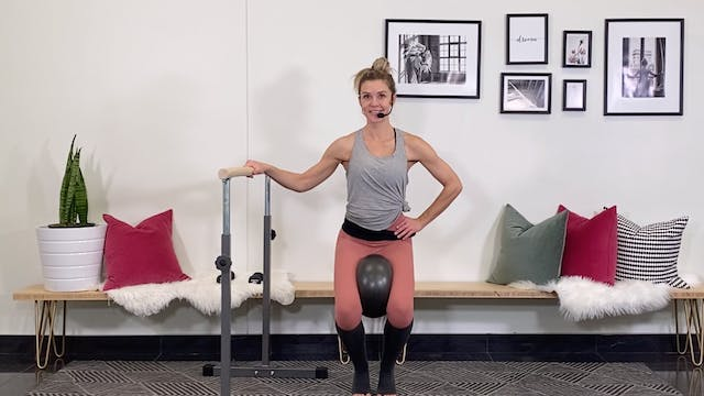 Barre Strength | Kristi