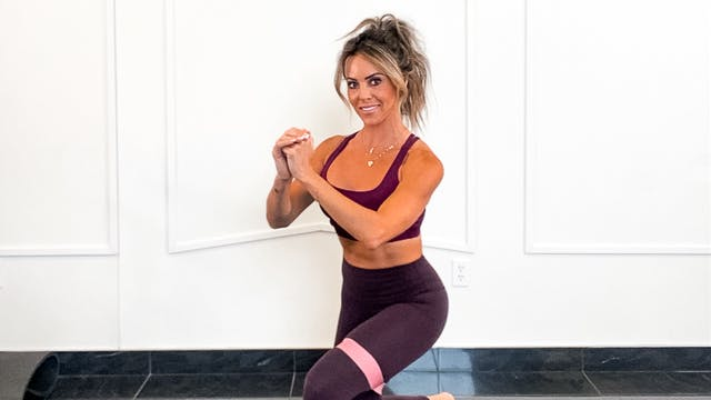 Lower Body Blast | Michelle