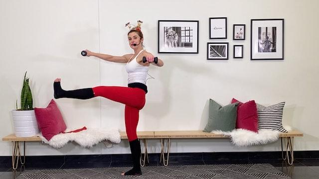 Holiday Edition Strength & Cardio | Kristi