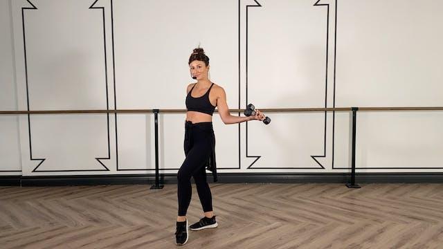 Arm Strength | Alexandra