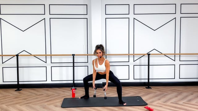 Express Barre Fat Burn | Michelle