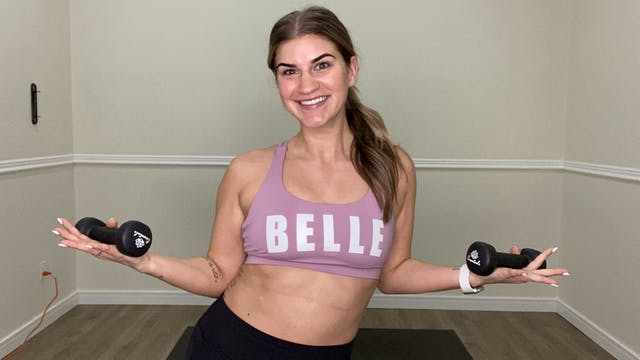 Upper Body Strength EMOM | Marinna