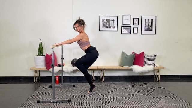 Express Barre 2.0 | Michelle