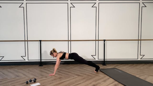 Upper Body & Core | Kristi