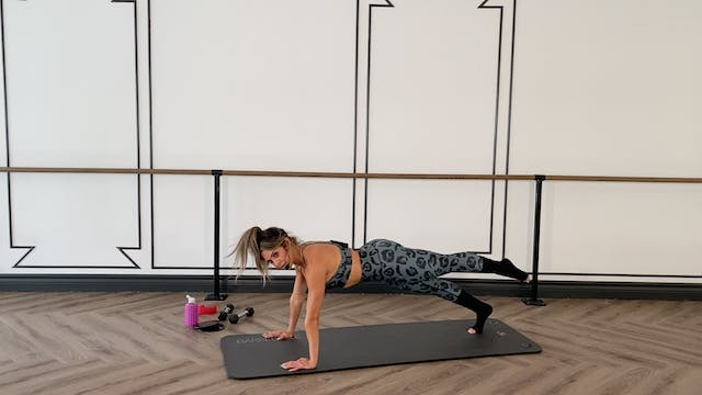 Upper Body and Core | Michelle