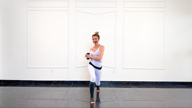 Full Body Strength Blast | Kristi