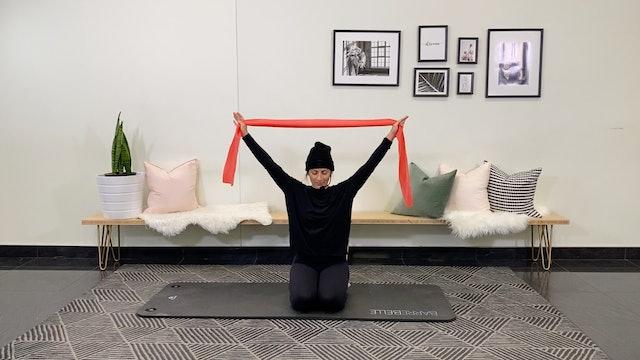 Stretch & Recovery Upper Body   Alexandra