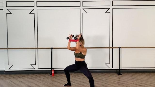 Arms & Cardio 2.0 | Michelle