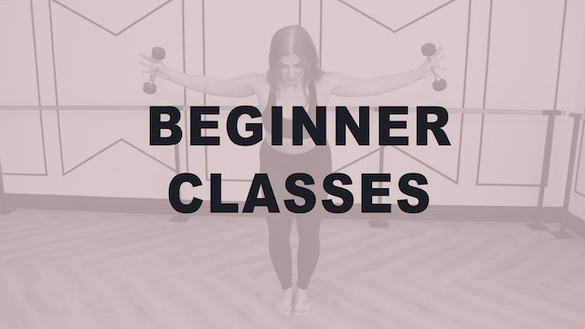 Beginner Classes