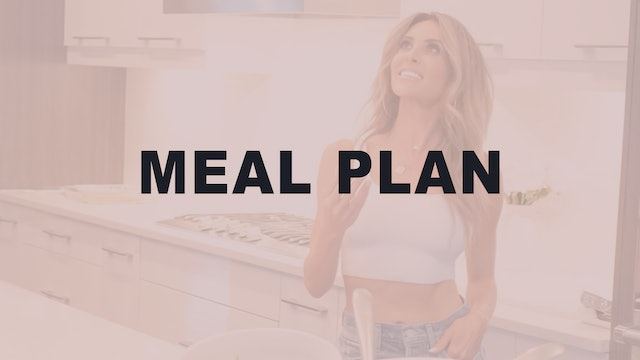 Certified Nutrition Plan