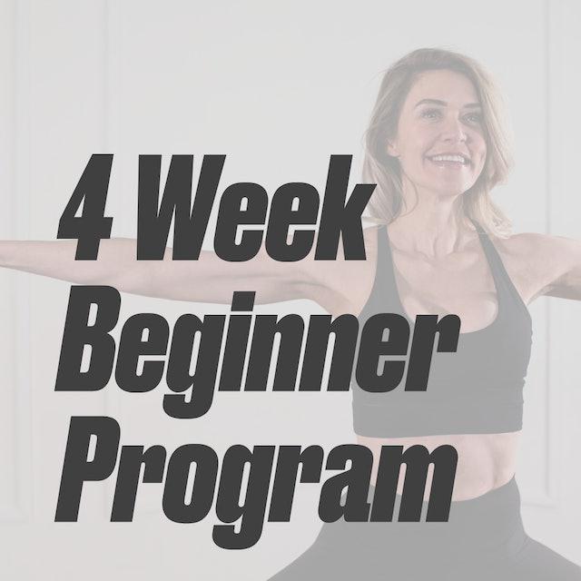 4 Week Beginner Belle Program