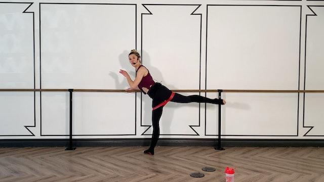 Dance Legs | Kristi