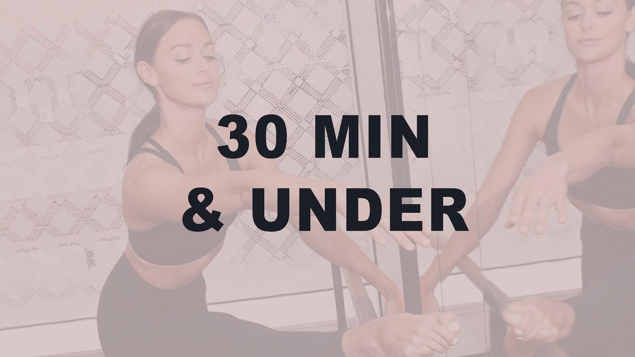 Express Sweat | 30 MIN & Under