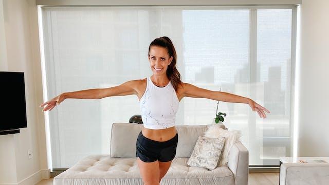 EMOM Ballet Thighs & Cardio | Jill